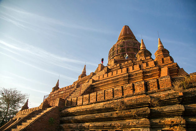 Mingalazedi Pagoda in Bagan day tour