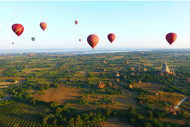 Luxury Myanmar - 7 Days - Myanmar Tours