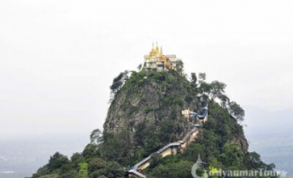 Bagan Excursion to Sale & Mount Popa – 1 Day