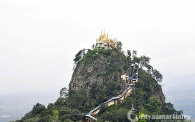 Bagan Excursion to Sale & Mount Popa – 1 Day