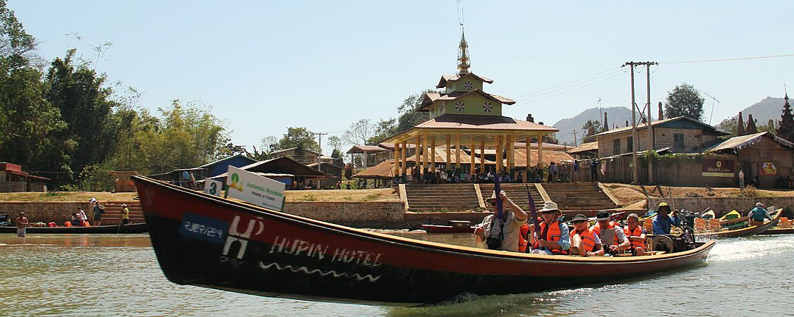 Myanmar Adventure Tour