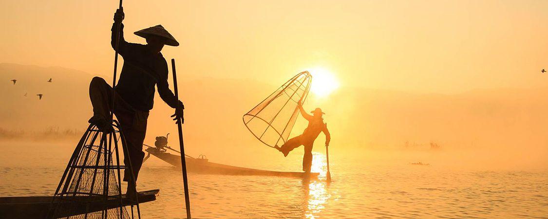 Myanmar Beach & Culture Tour