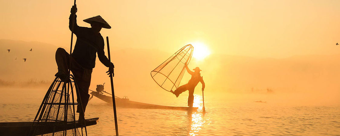 Myanmar Beach and Culture Tour