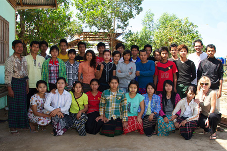Myanmar School Tours