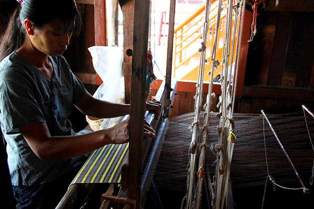 Myanmar Textiles