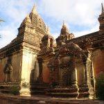 Myinkabar Gubyaukgyi Temple.