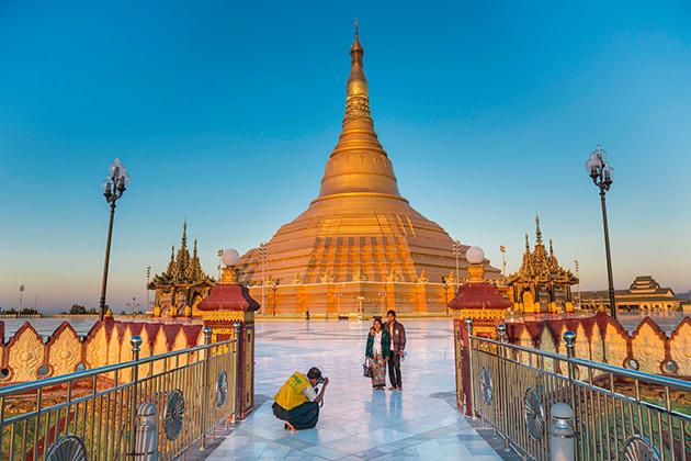 Nay Pyi Taw - The Myanmar Capital City