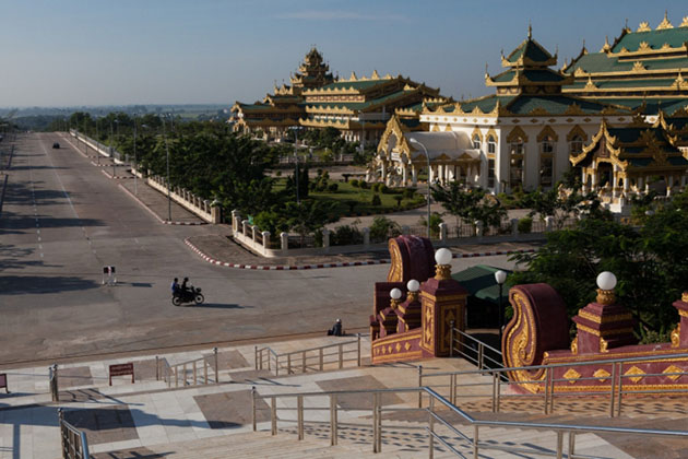 Nay Pyi Taw is the capital city of Myanmar where you can escape from the bustle life to enjoy the peace and quiet