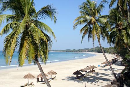 Ngapali Beach Myanmar Tours