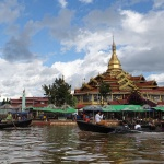 Phaung Daw Oo Pagoda-the highest revered pagoda in Inle Lake