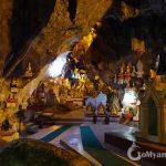Pindaya Caves & Pagoda