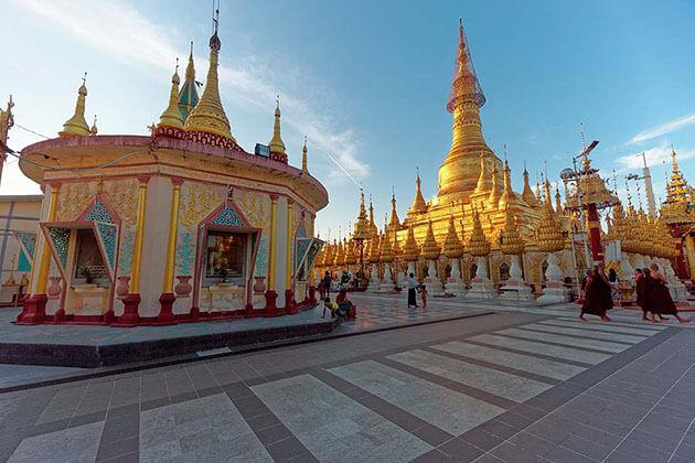ShweSandaw Pagoda pyay