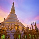 Shwedagon Golden Tower - The pride of Myanmar.