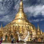 Shwedagon Pagoda in Myanmar tour 4 days