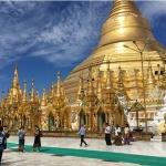 Shwedagon Pagoda-the symbol of Yangon
