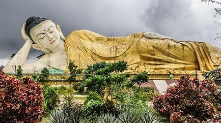 Essence of Myanmar – 20 Days