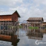 Stilt house villages