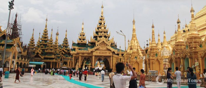 The Best of Yangon Tour