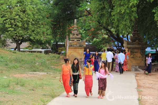 The appropriate time to visit Myanmar