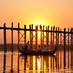 U bein bridge-the longest teak bridge in the world