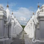 World's largest book in Kuthodaw Pagoda