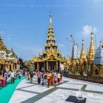 Yangon tour and the surroundings