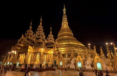 Yangon - the ancient capital of Myanmar
