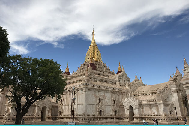ananda temple-one of the finest masterpieces of Bagan