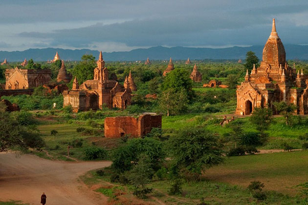 bagan ancient temples
