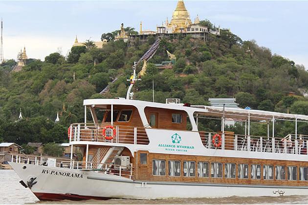 bagan mandalay day cruise