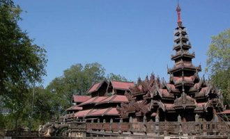 bagan tour to sale and mount popa