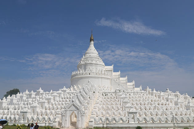 hsinbyume temple -a beautiful attraction in mandalay