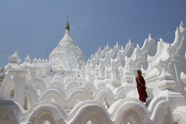 hsinbyume temple-mandalay day tours