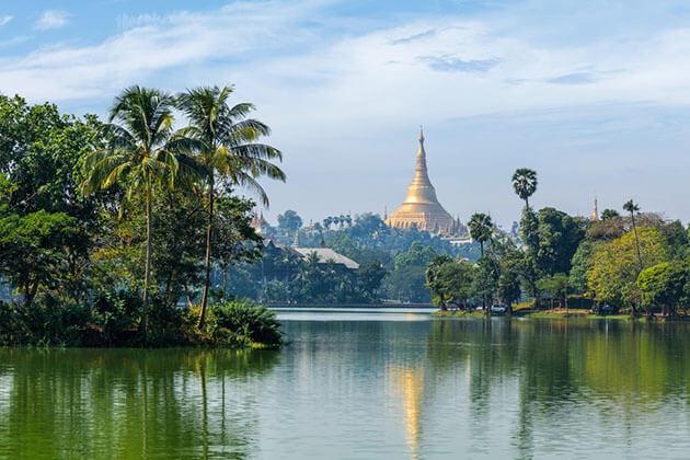 kandawgyi park view