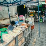 local market of Bogyoke