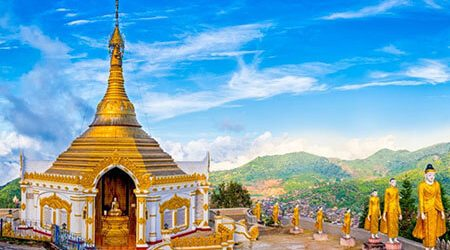 mandalay day trip to mogok