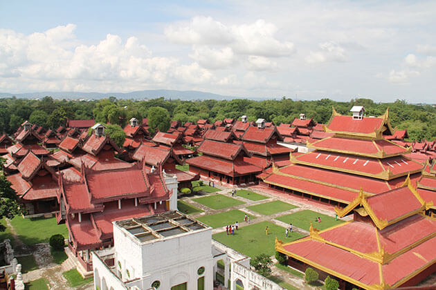mandalay royal palace