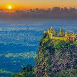 mount popa and kaungpalat monastery
