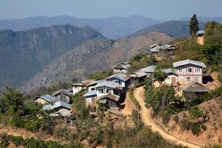 Mountain Village - Kalaw.