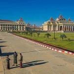 naypyidaw city tour