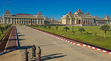 naypyidaw city tour