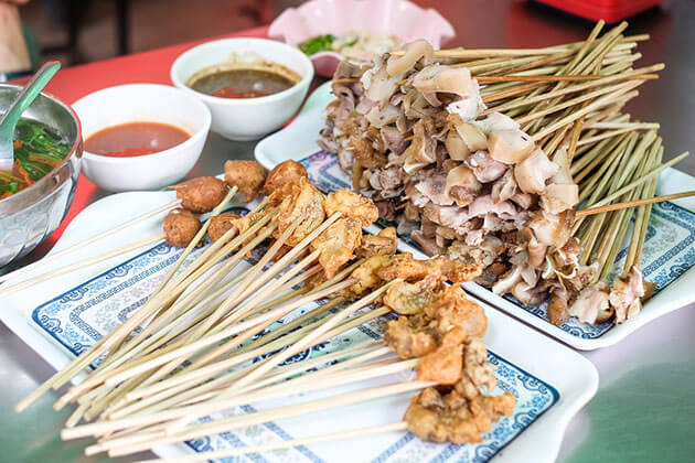 savor street food is one of the best things to do in mandalay