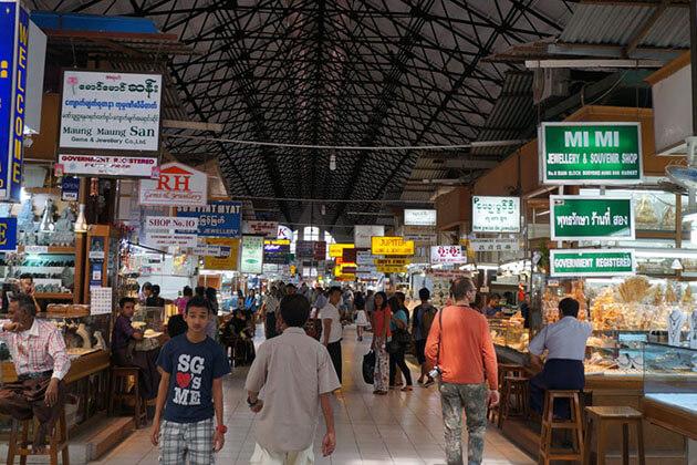 scott market myanmar