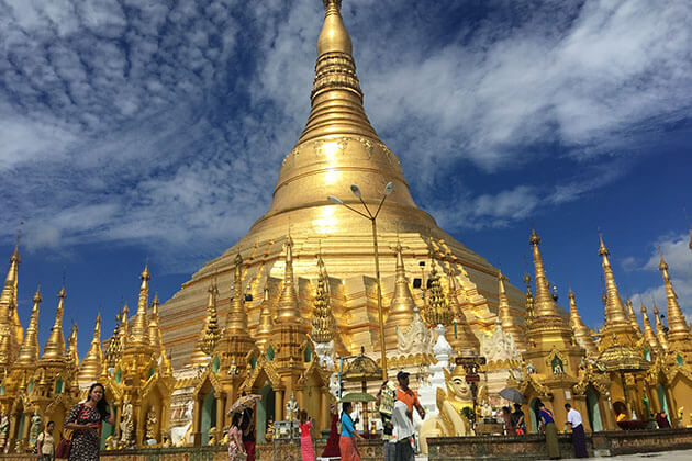 Myanmar in Style – 9 Days
