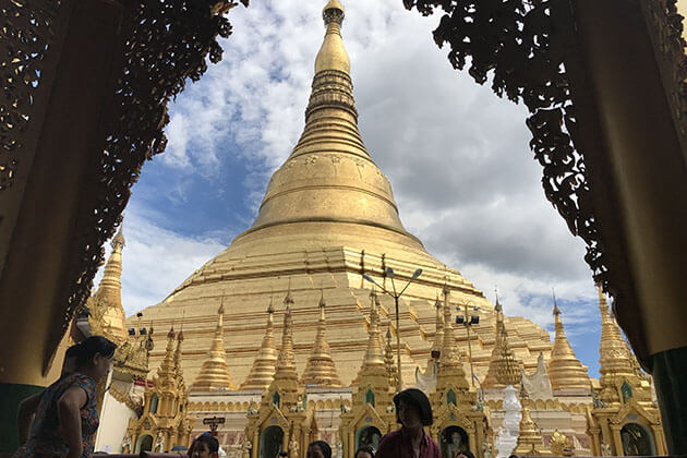 Myanmar Holiday – 14 Days
