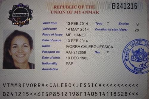 visa-myanmar Visa Letter Of Application on microsoft letter of application, visa application form, personal letter of application,