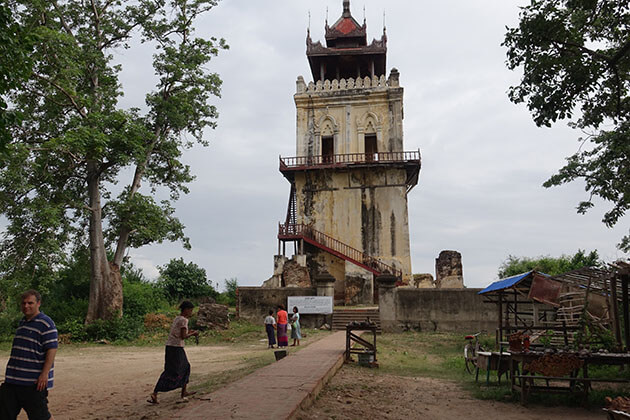 visit ava - an unusual thing to do in mandalay