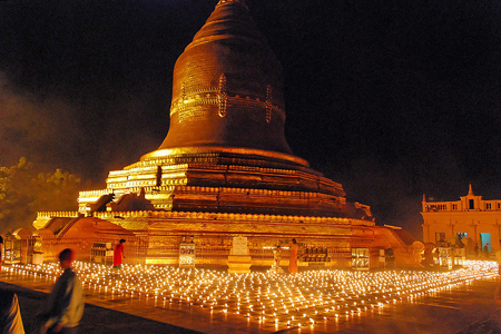 9000 Lights of Candle Festival