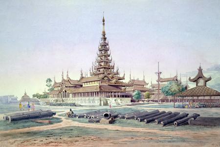 Amarapura Palace