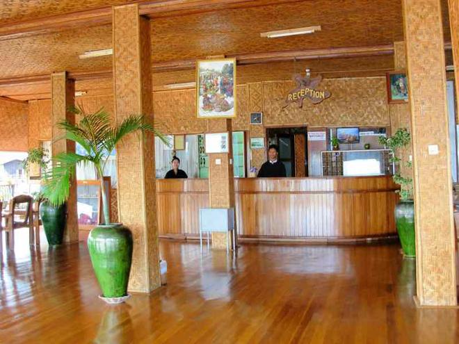 Golden Island Cottages Nampan Myanmar Tours